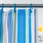 Saiba como limpar e conservar suas cortinas de box