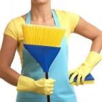 Dicas para facilitar na hora da limpeza da casa.