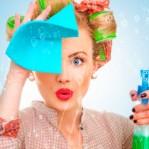 Como fazer uma limpeza de emergência na casa em pouco tempo