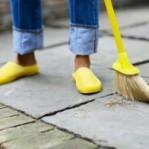 Como fazer uma limpeza impecável: quintal