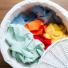 Como tirar chiclete da roupa