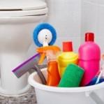 Dicas de como limpar o banheiro