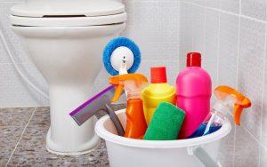 Dicas para limpar o banheiro, Limpeza Rápida ABC