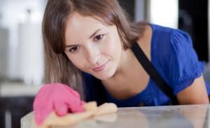 Dicas para manter a casa limpa e saudável.