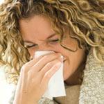Aspirador de pó ajudando a combater alergias.