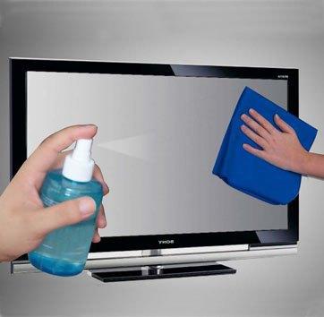 Dicas de produtos para limpar telas de eletrônicos