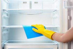 Como limpar a geladeira por dentro