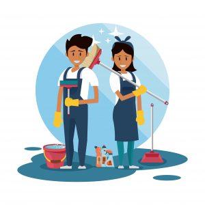 6 dicas de limpeza para iniciantes