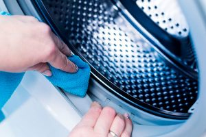 Confira dicas para limpar a máquina de lavar roupas