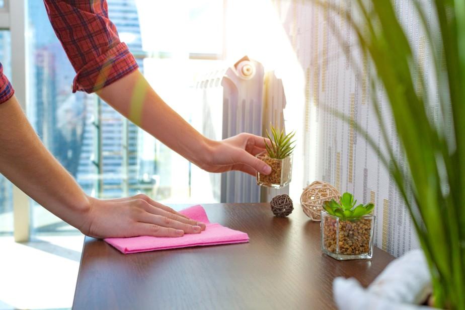 5 dicas incríveis para limpar a casa!